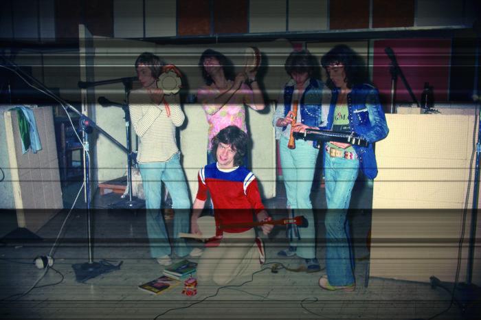 «The Rolling Stones», Кингстон, 1972 год.  Автор: Koh Hasebe.