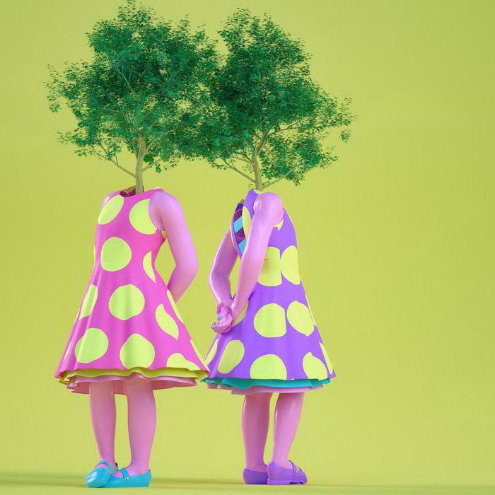 Эффект близнецов. Автор: Kota Yamaji.