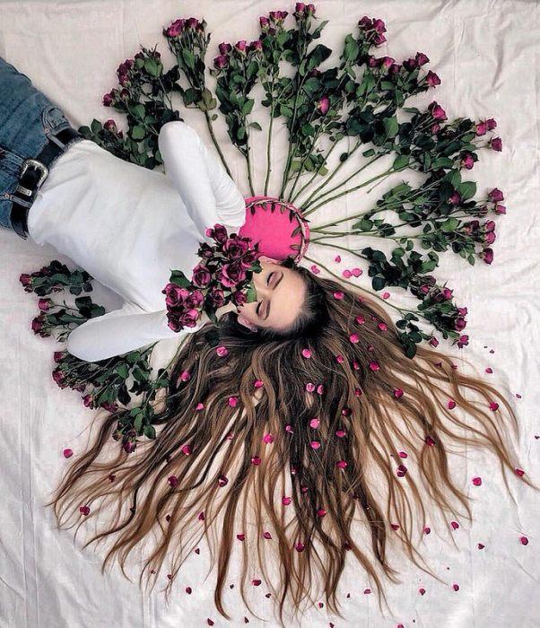 Миллион роз. Автор: Krissy Elisabeth.