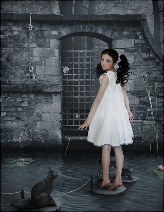 Фотоиллюстрации Ларисы Кулик (Kulik Larissa).