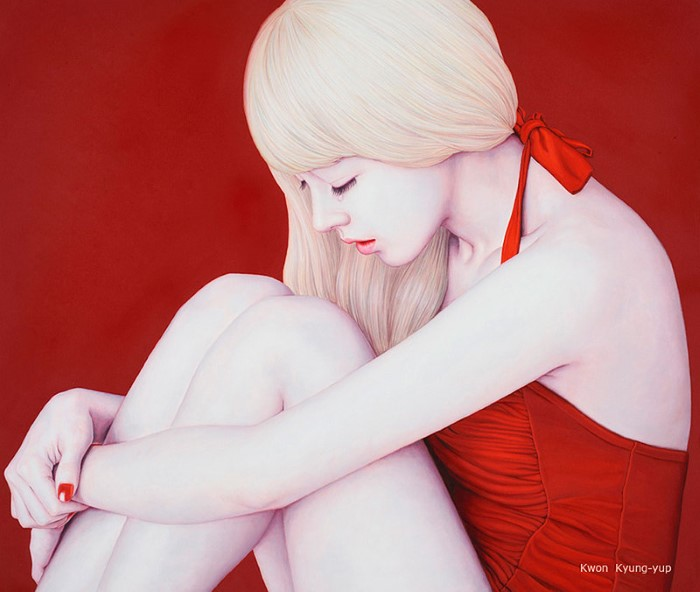 Тоска. Автор: Kwon Kyung-yup.