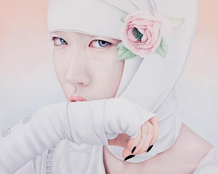 Отголоски прошлого. Автор: Kwon Kyung-yup.