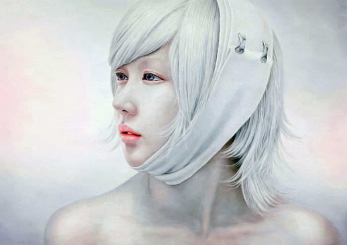 Боль. Автор: Kwon Kyung-yup.
