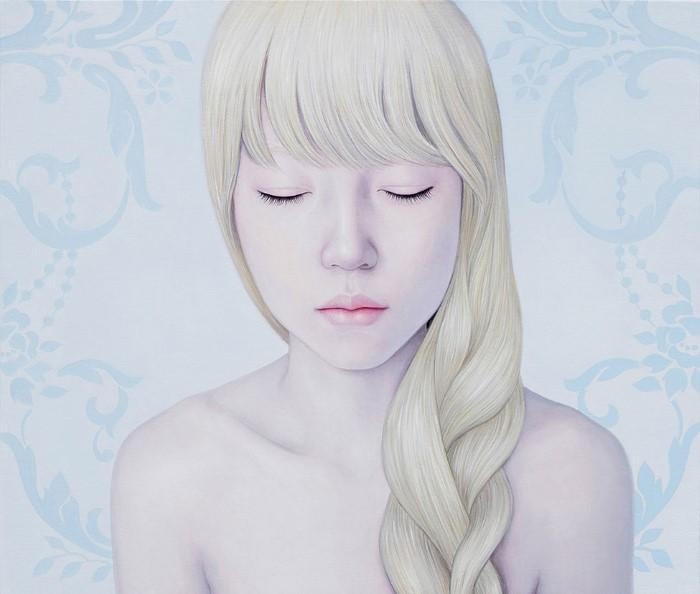 В тишине. Автор: Kwon Kyung-yup.