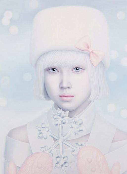 Зима. Автор: Kwon Kyung-yup.