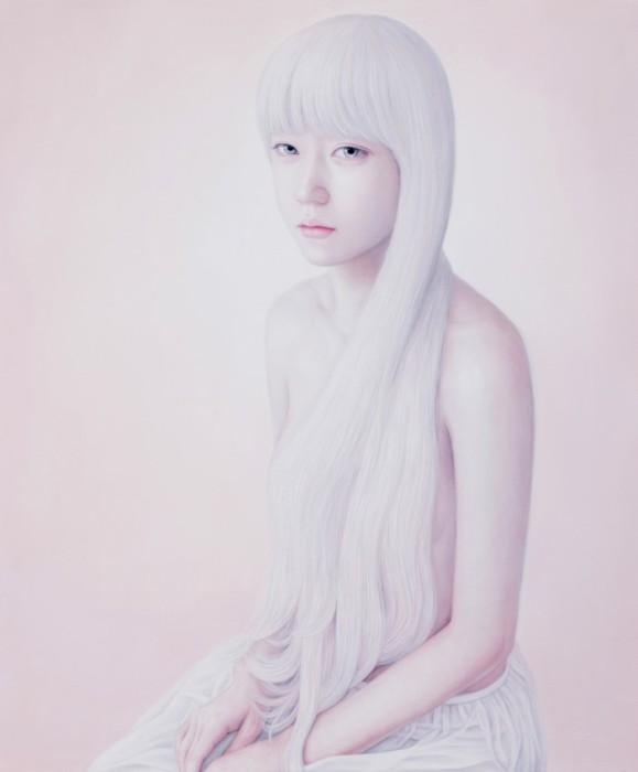 Сдержанность. Автор: Kwon Kyung-yup.