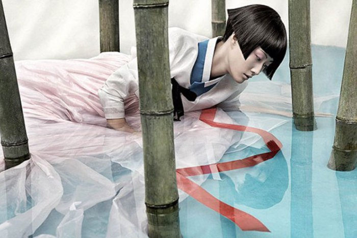 Работы корейского фотографа  Кенг Ким Су (Kyung Kim Soo).