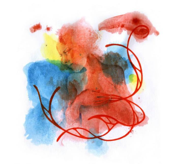 Красная нить. Автор: L Filipe dos Santos.