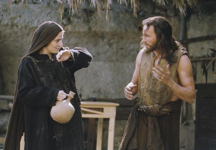 Кадр из фильма «Страсти Христовы». \ Фото: wap.filmz.ru.