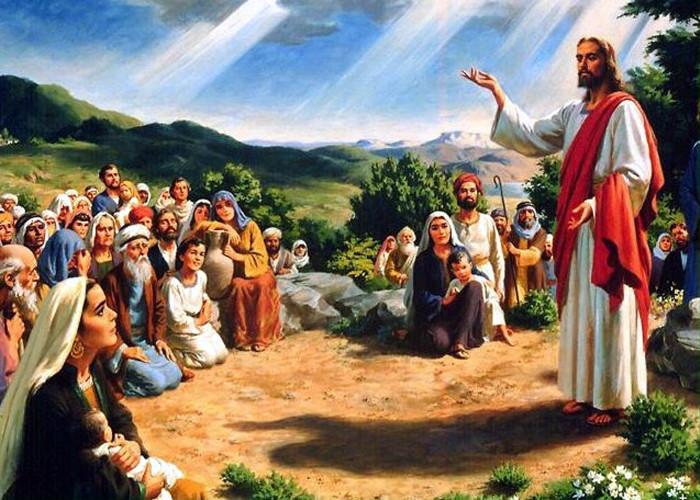Иисус скорее всего был многоязычным. \ Фото: miquels777.wordpress.com.