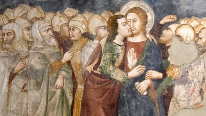 Иисус. \ Фото: saskatoonmass.com.