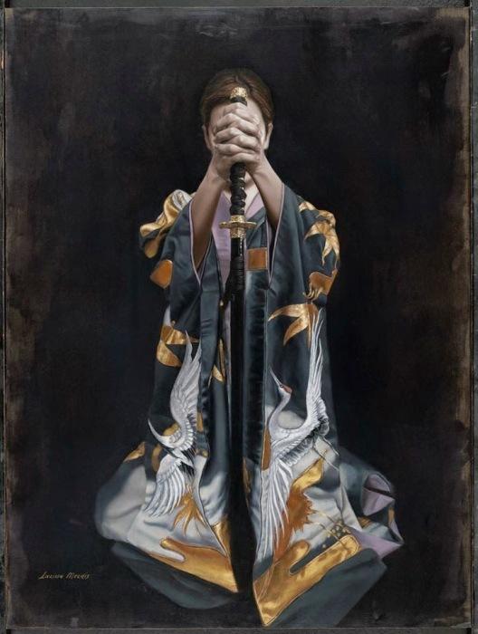 Дух Азии. Автор: Лариса Морейс.