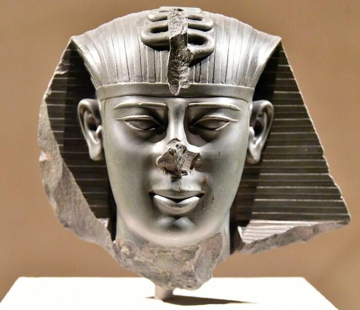 Яхмос II (Амасис II). \ Фото: cs.wikipedia.org.