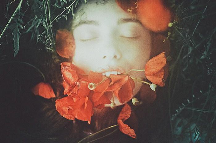 Ясные мечты. Автор фото: Лаура Макабреску (Laura Makabresku).