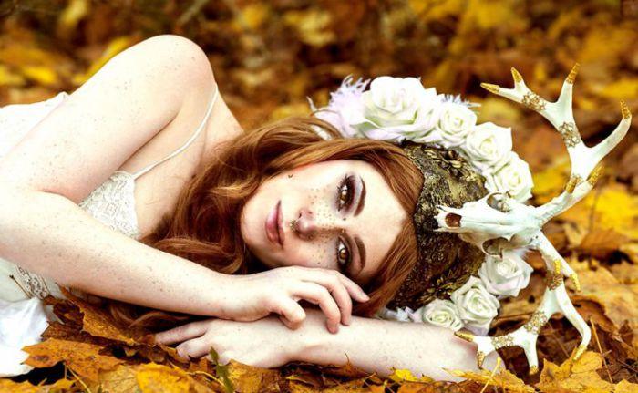 Рыжая Соня. Фото Laura Sheridan.