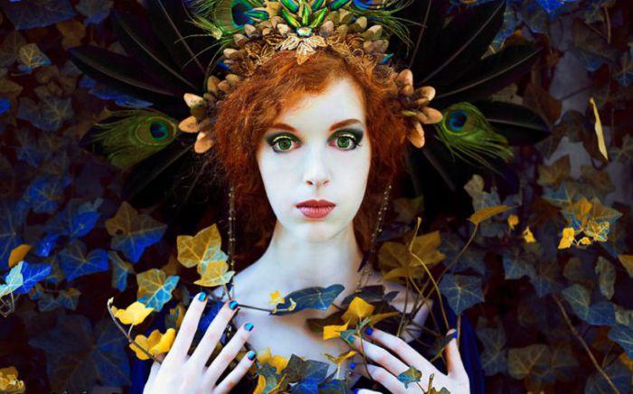 Олфидия. Фото Laura Sheridan.