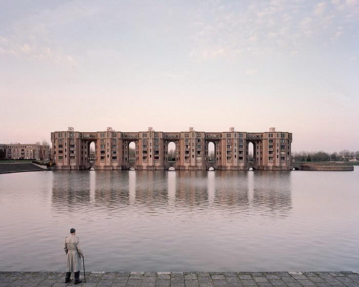 Таинственный, загадочный и такой манящий Париж в фотографиях Лорена Кроненталь (Laurent Kronental).