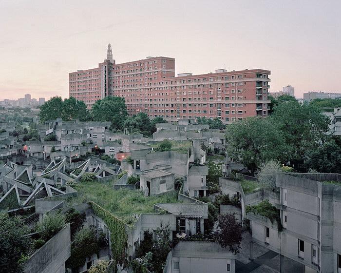 Необычный Париж в фотографиях Лорена Кроненталь (Laurent Kronental).