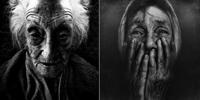 Черно-белая жизнь. Бездомные в объективе фотографа Ли Джеффриса (Lee Jeffries).