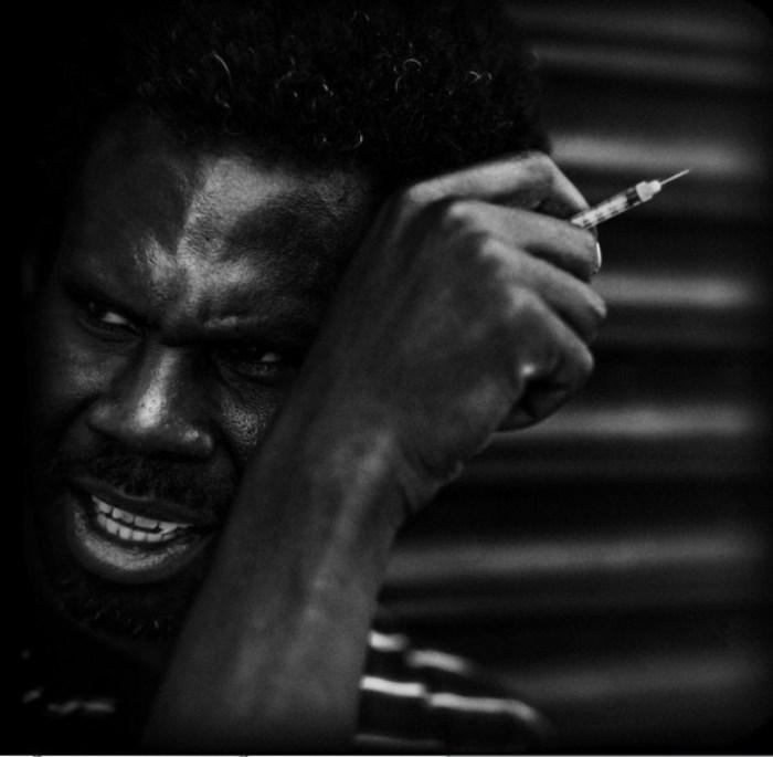 Не скрывая эмоций. Автор работ: фотограф Ли Джеффрис (Lee Jeffries).