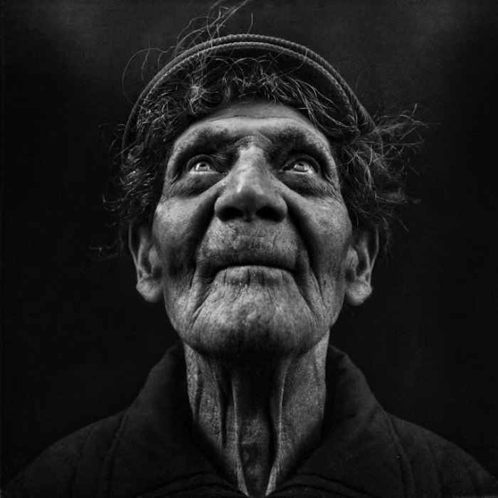 Впечатляющие черно-белые работы фотографа Ли Джеффриса (Lee Jeffries).