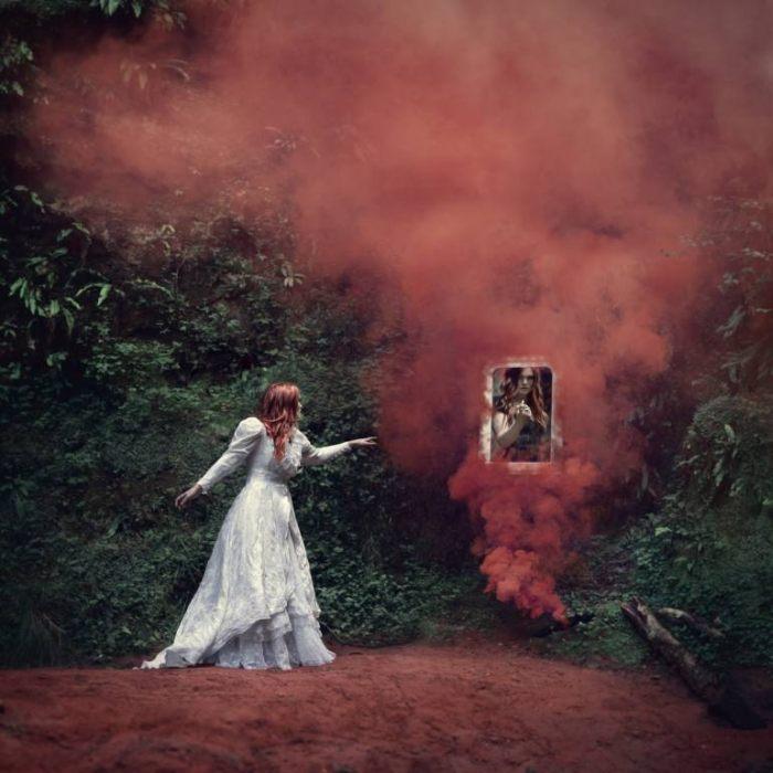 Портал, или когда собственная тьма манит за собой. Автор: Leigh Eros.