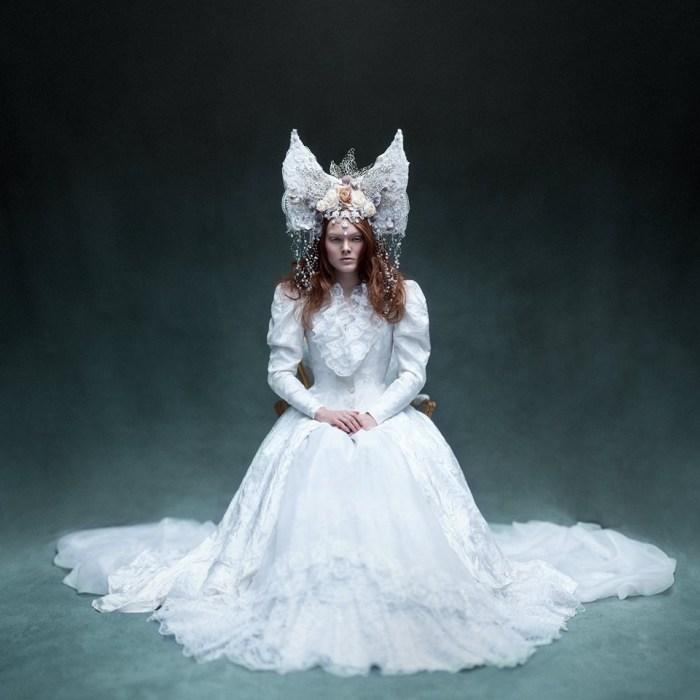 Белая королева. Автор: Leigh Eros.