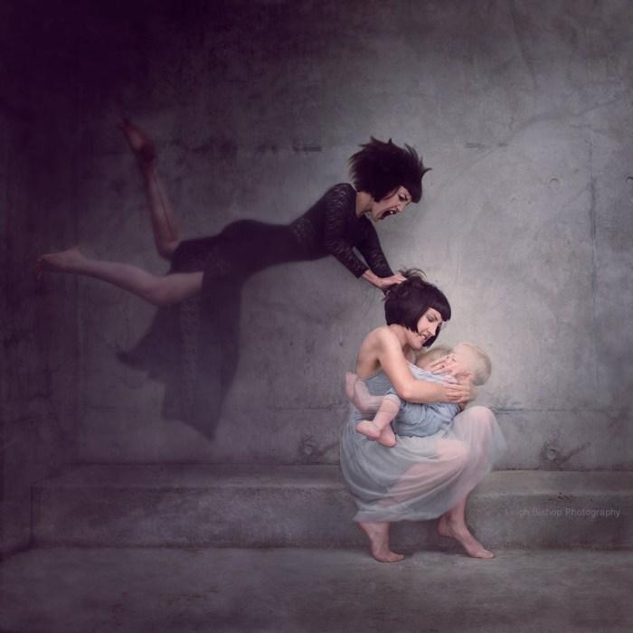 Материнский инстинкт. Автор: Leigh Eros.