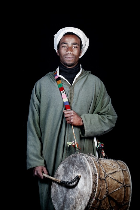 Khamlia, юг Марокко, 2014 г. Автор фото: Leila Alaou.