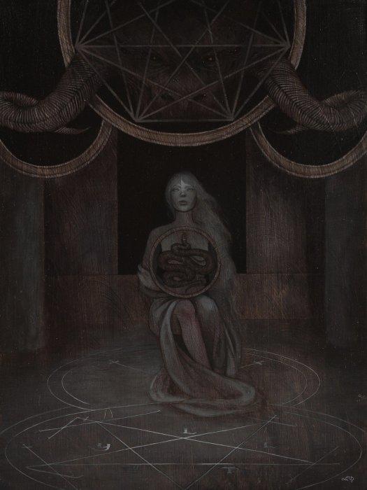 Боги, ведьмы и святые: Захватывающий мир тёмного сюрреализма
