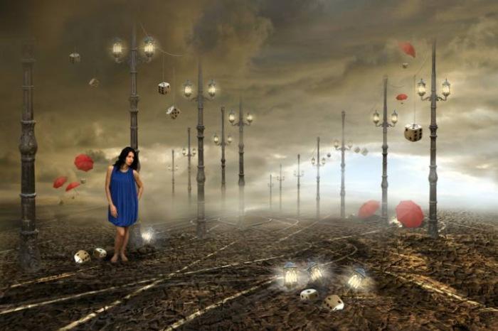Ощущение волшебства. Автор работ: фотохудожник Лейла Эмектар (Leyla Emektar).