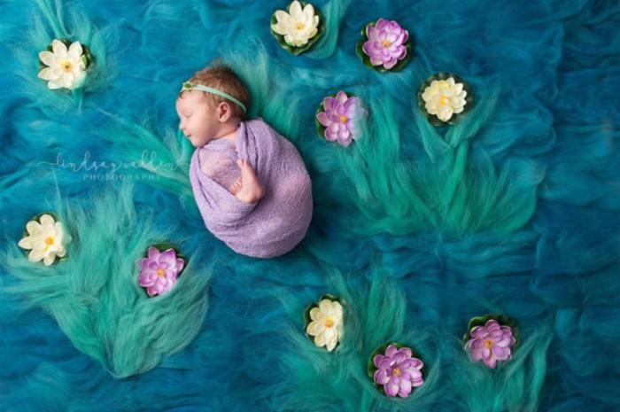 Узнаёте «Кувшинки» французского художника-импрессиониста Клода Моне? Автор фото: Линдси Уолден (Lindsay Walden).