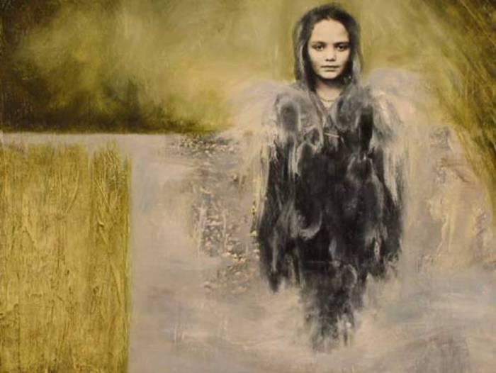 Одиночество, 2002 год. Частная коллекция. Автор: Лиза Баллард (Lisa Ballard).