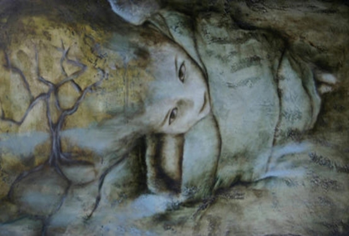 Ритм тепла, 2005 год. Частная коллекция. Автор: Лиза Баллард (Lisa Ballard).