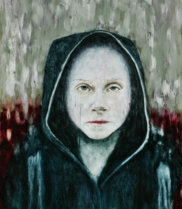 Истинная вера, 2003 год. Частная коллекция. Автор: Лиза Баллард (Lisa Ballard).