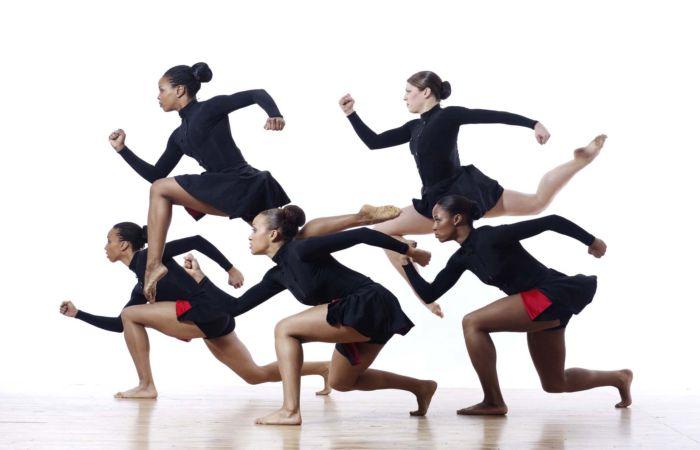 Танцоры. Автор: Lois Greenfield.