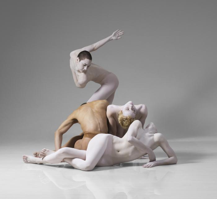 Сплетение тел. Автор: Lois Greenfield.