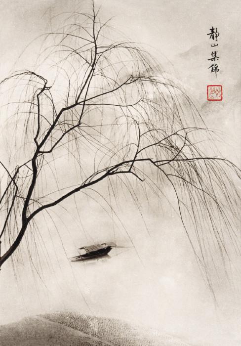 Весенняя фантазия. Автор: Long Chingsan.