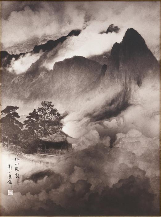 Павильон в сказочной стране. Автор: Long Chingsan.