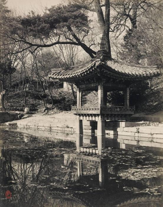 Парк, 1950 год.  Автор: Long Chingsan.