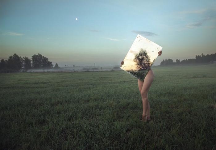 Наедине с природой. Автор: Loreal Prystaj.