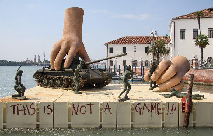 Чем покорили мир скандальные скульптуры любимого мастера Ватикана Лоренцо Куинна