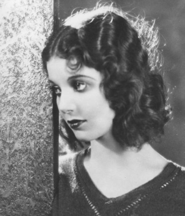 Лоретта Янг (Loretta Young) в юном возрасте.