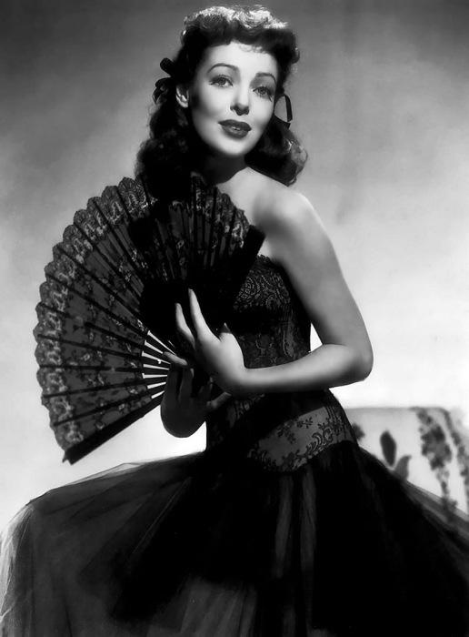 Этой женщине удалось покорить сотни тысяч мужских сердец. Актриса Лоретта Янг (Loretta Young).