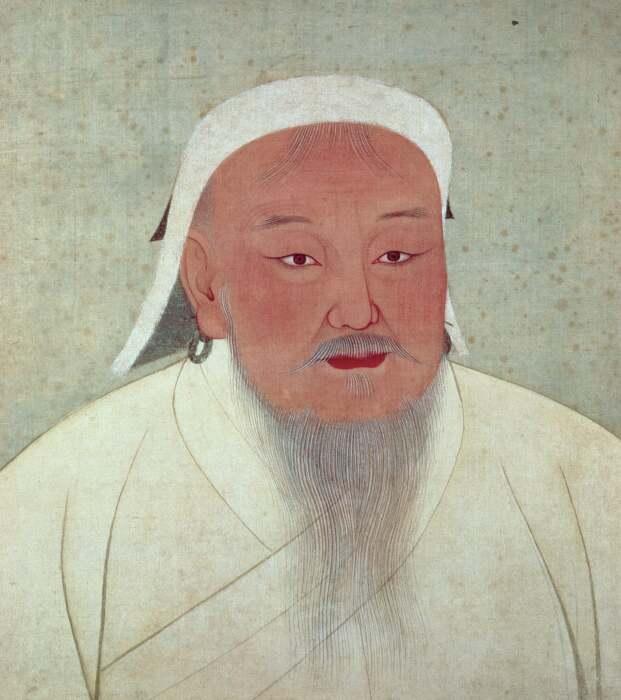 Чингисхан. \ Фото: reddit.com.