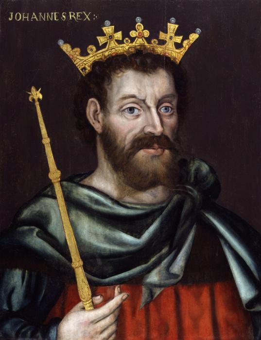 Портрет короля Иоанна. \ Фото: memegenerator.net.