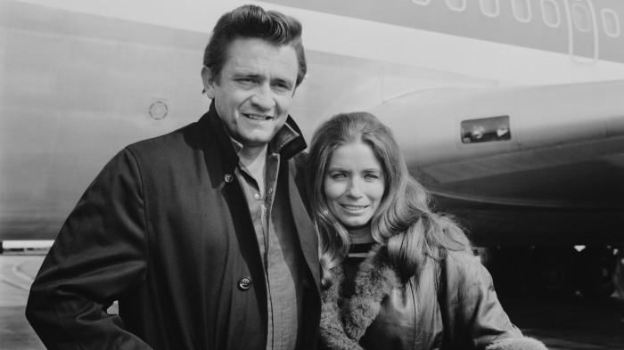 Джонни и Джун. / Фото: biography.com.