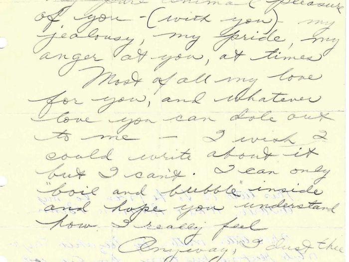 Любовное письмо Элизабет. / Фото: walesonline.co.uk.