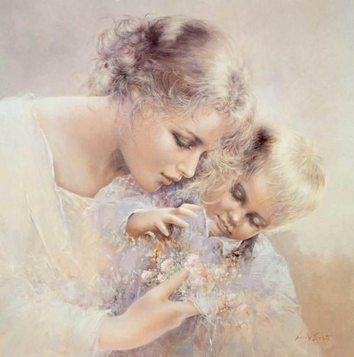 Мамочка. Автор: Lucia Sarto.