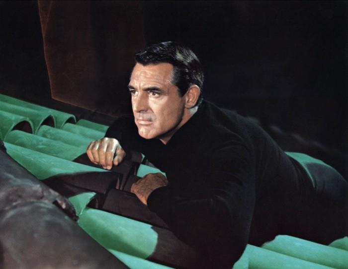 Грант в фильме Поймать вора, 1955 г. \ Фото: .newslink.gr.